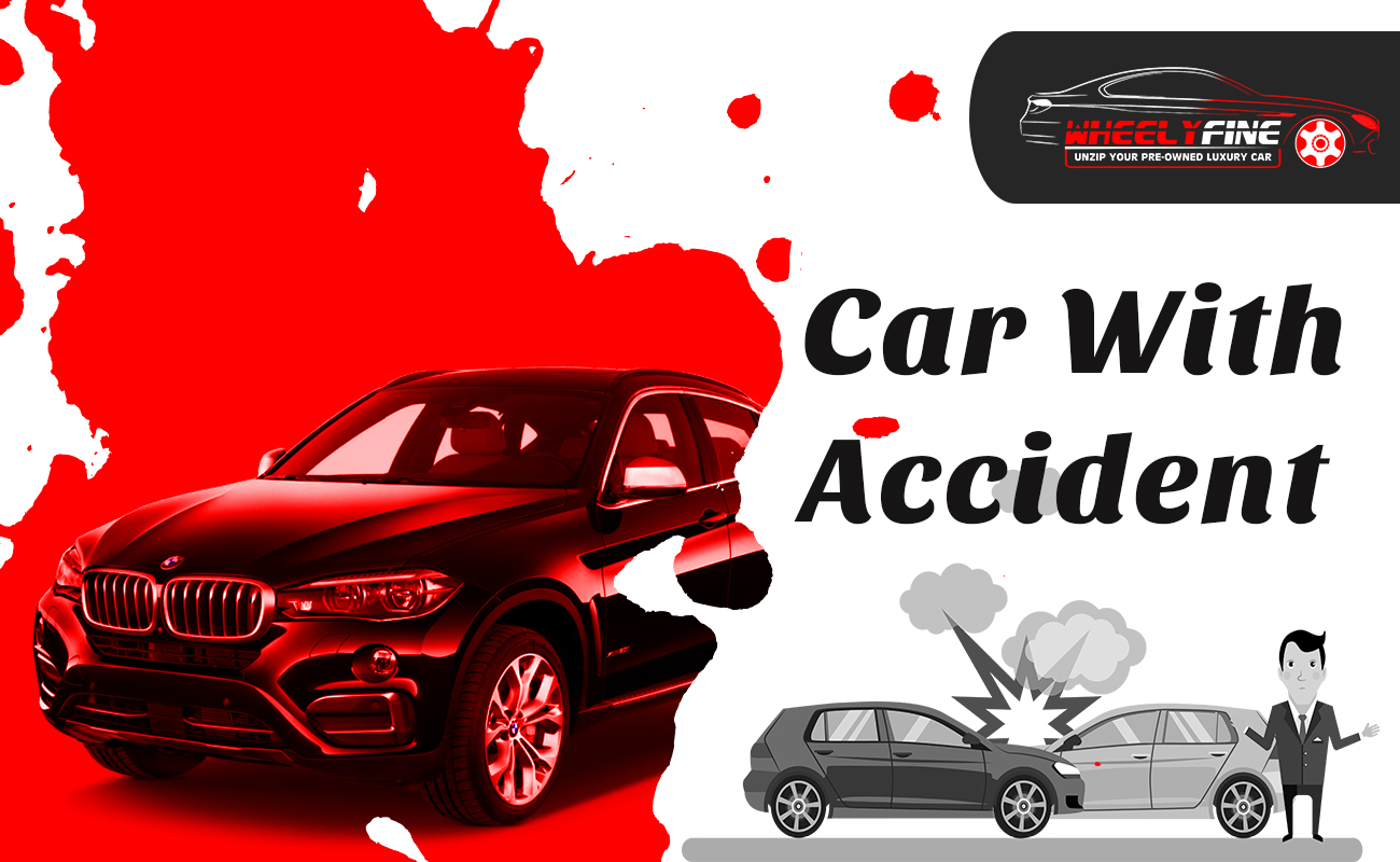 how to check accident pre-owned luxury car