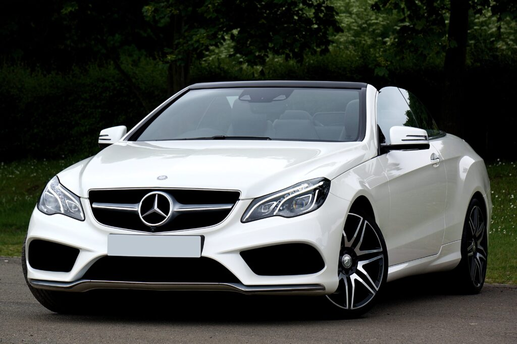 how to apply loan for used luxury car