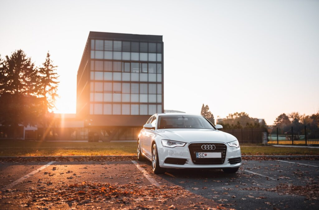 pre-owned audi car on sale