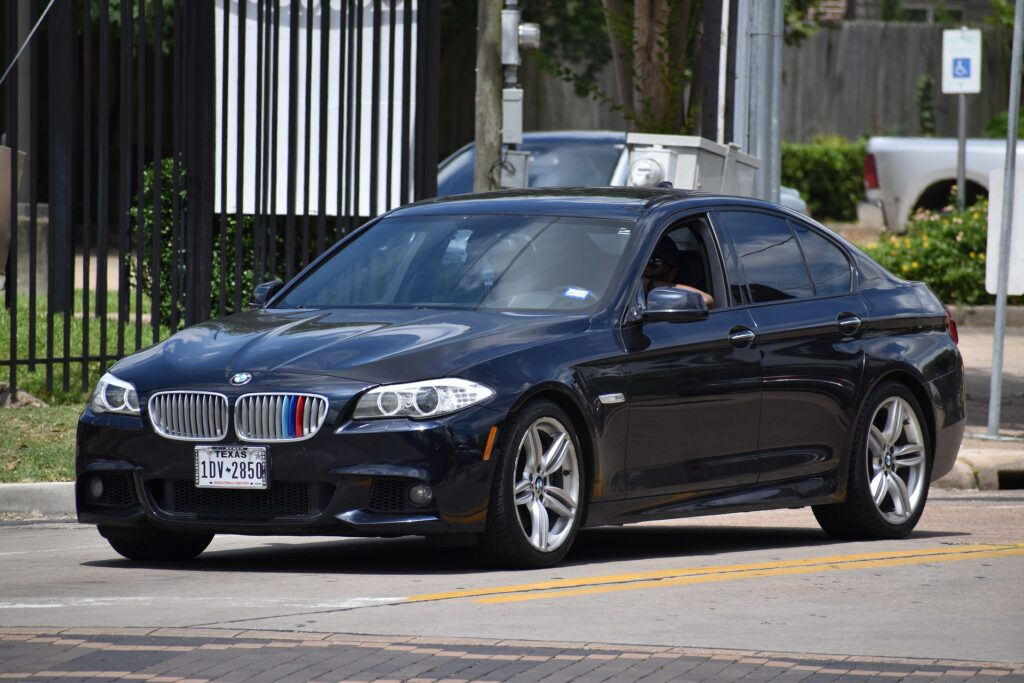 buying a used BMW 5 series